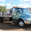 Shamrock Towing, AZ International Century flatbed