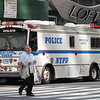 NYPD Communications Division Command Post #3166