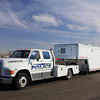 MES Communications 1984 Ford #810 & Communications Trailer #599