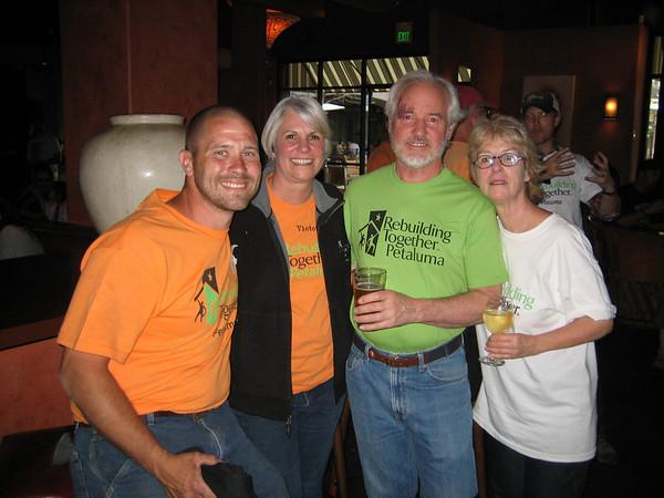 Tres Hombres Party 2011