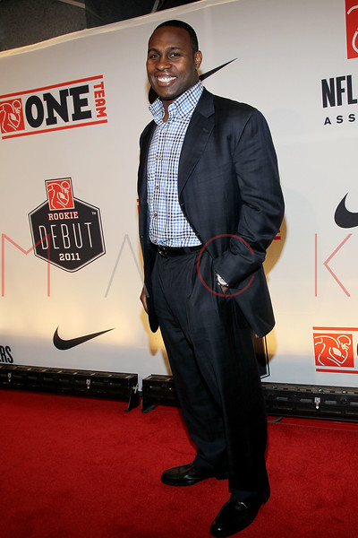 "NEW YORK, NY - APRIL 30:  Tony Richardson attends the 2011 NFLPA Rookie Debut ""One Team"" Celebration at Cipriani Wall Street on April 30, 2011 in New York City.  (Photo by Steve Mack/S.D. Mack Pictures) *** Local Caption *** Tony Richardson"