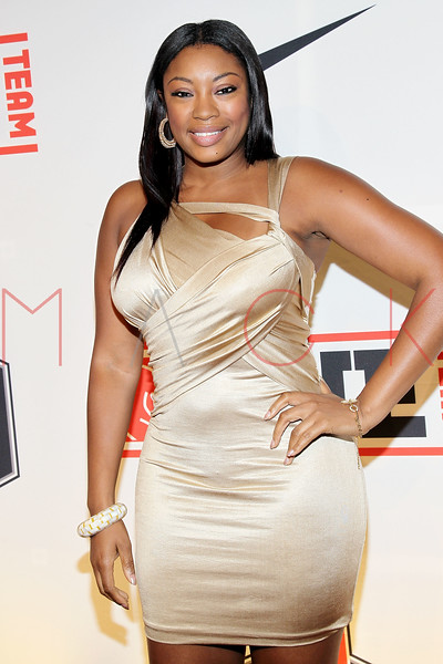 "NEW YORK, NY - APRIL 30:  Liris Crosse attends the 2011 NFLPA Rookie Debut ""One Team"" Celebration at Cipriani Wall Street on April 30, 2011 in New York City.  (Photo by Steve Mack/S.D. Mack Pictures) *** Local Caption *** Liris Crosse"