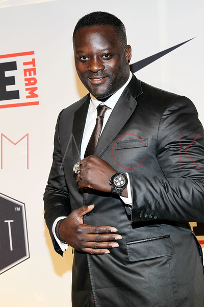 """NEW YORK, NY - APRIL 30:  Jarvis Green attends the 2011 NFLPA Rookie Debut """"One Team"""" Celebration at Cipriani Wall Street on April 30, 2011 in New York City.  (Photo by Steve Mack/S.D. Mack Pictures) *** Local Caption *** Jarvis Green"""