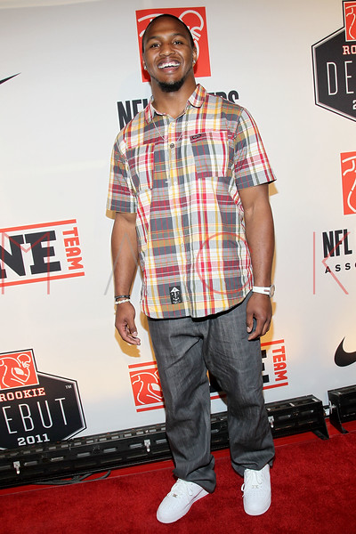 "NEW YORK, NY - APRIL 30:  Robert Quinn attends the 2011 NFLPA Rookie Debut ""One Team"" Celebration at Cipriani Wall Street on April 30, 2011 in New York City.  (Photo by Steve Mack/S.D. Mack Pictures) *** Local Caption *** Robert Quinn"