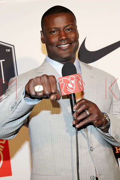 "NEW YORK, NY - APRIL 30:  Kevin Carter attends the 2011 NFLPA Rookie Debut ""One Team"" Celebration at Cipriani Wall Street on April 30, 2011 in New York City.  (Photo by Steve Mack/S.D. Mack Pictures) *** Local Caption *** Kevin Carter"
