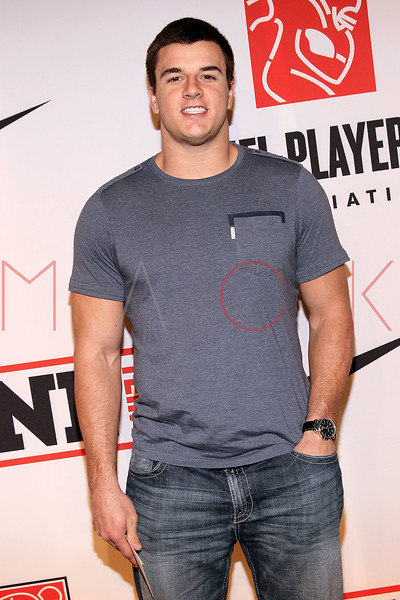 "NEW YORK, NY - APRIL 30:  Ryan Kerrigan attends the 2011 NFLPA Rookie Debut ""One Team"" Celebration at Cipriani Wall Street on April 30, 2011 in New York City.  (Photo by Steve Mack/S.D. Mack Pictures) *** Local Caption *** Ryan Kerrigan"