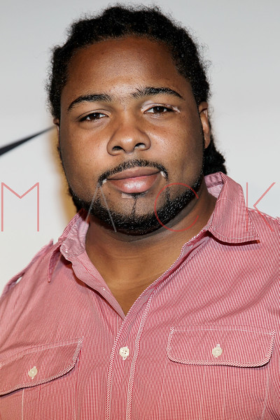 """NEW YORK, NY - APRIL 30:  Adrian Clayborn attends the 2011 NFLPA Rookie Debut """"One Team"""" Celebration at Cipriani Wall Street on April 30, 2011 in New York City.  (Photo by Steve Mack/S.D. Mack Pictures) *** Local Caption *** Adrian Clayborn"""