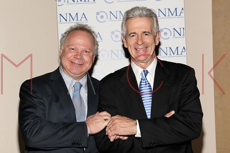 3rd annual National Meningitis Association's Give Kids a Shot gala, New York, USA