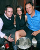 surprise party for Chris Mulkey, New York, USA
