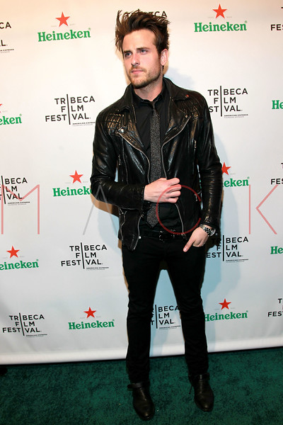 """NEW YORK, NY - APRIL 21:  Jared Followill attends the after party for the premiere of """"Talihina Sky: The Story Of Kings Of Leon"""" during the 10th annual Tribeca Film Festival at Marquee on April 21, 2011 in New York City.  (Photo by Steve Mack/S.D. Mack Pictures) *** Local Caption *** Jared Followill"""
