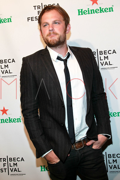 """NEW YORK, NY - APRIL 21:  Caleb Followill attends the after party for the premiere of """"Talihina Sky: The Story Of Kings Of Leon"""" during the 10th annual Tribeca Film Festival at Marquee on April 21, 2011 in New York City.  (Photo by Steve Mack/S.D. Mack Pictures) *** Local Caption *** Caleb Followill"""