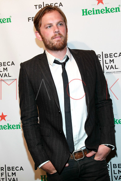 "NEW YORK, NY - APRIL 21:  Caleb Followill attends the after party for the premiere of ""Talihina Sky: The Story Of Kings Of Leon"" during the 10th annual Tribeca Film Festival at Marquee on April 21, 2011 in New York City.  (Photo by Steve Mack/S.D. Mack Pictures) *** Local Caption *** Caleb Followill"