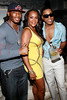 NEW YORK, NY - AUGUST 25:  Omar 'Slim' White, Vivica A. Fox and BJ Coleman BJ Coleman's 31st birthday party at The Polar Lounge on August 25, 2011 in New York City.  (Photo by Steve Mack/S.D. Mack Pictures) *** Local Caption *** Omar 'Slim' White; Vivica A. Fox; BJ Coleman