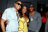 NEW YORK, NY - AUGUST 25:  BJ Coleman, Vivica A. Fox and Omar 'Slim' White attend BJ Coleman's 31st birthday party at The Polar Lounge on August 25, 2011 in New York City.  (Photo by Steve Mack/S.D. Mack Pictures) *** Local Caption *** BJ Coleman; Vivica A. Fox; Omar 'Slim' White
