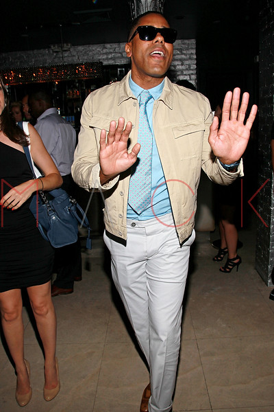 NEW YORK, NY - AUGUST 25:  BJ Coleman attends BJ Coleman's 31st birthday party at The Polar Lounge on August 25, 2011 in New York City.  (Photo by Steve Mack/S.D. Mack Pictures) *** Local Caption *** BJ Coleman