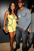 NEW YORK, NY - AUGUST 25:  Vivica A. Fox and Omar 'Slim' White attend BJ Coleman's 31st birthday party at The Polar Lounge on August 25, 2011 in New York City.  (Photo by Steve Mack/S.D. Mack Pictures) *** Local Caption *** Vivica A. Fox; Omar 'Slim' White