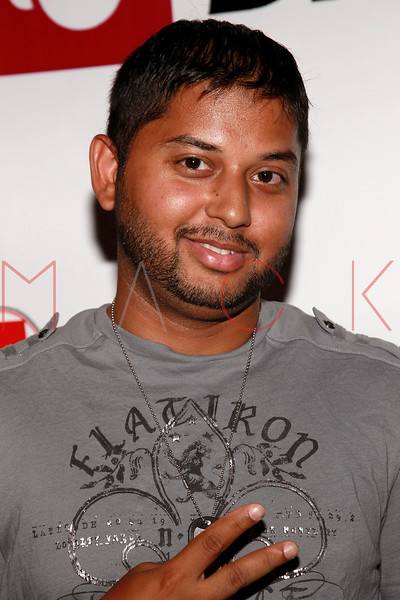 "NEW YORK, NY - AUGUST 16:  DJ Bijal attends Fame's ""Coy"" video release party at The Samsung Experience on August 16, 2011 in New York City.  (Photo by Steve Mack/S.D. Mack Pictures) *** Local Caption *** DJ Bijal"