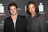 "NEW YORK, NY - AUGUST 15:  Kyle Knies and Peter Vack attend the special screening of ""Life Happens"" at the Visual Arts Theater on August 15, 2011 in New York City.  (Photo by Steve Mack/S.D. Mack Pictures) *** Local Caption *** Kyle Knies; Peter Vack"