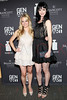 "NEW YORK, NY - AUGUST 15:  Fallon Goodson and Krysten Ritter attend the special screening of ""Life Happens"" at the Visual Arts Theater on August 15, 2011 in New York City.  (Photo by Steve Mack/S.D. Mack Pictures) *** Local Caption *** Fallon Goodson; Krysten Ritter"