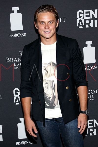 """NEW YORK, NY - AUGUST 15:  Billy Magnussen attends the special screening of """"Life Happens"""" at the Visual Arts Theater on August 15, 2011 in New York City.  (Photo by Steve Mack/S.D. Mack Pictures) *** Local Caption *** Billy Magnussen"""