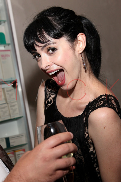 "NEW YORK, NY - AUGUST 15:  Krysten Ritter attends the special screening of ""Life Happens"" after party at the Gramercy Terrace at The Gramercy Park Hotel on August 15, 2011 in New York City.  (Photo by Steve Mack/S.D. Mack Pictures) *** Local Caption *** Krysten Ritter"