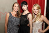 "NEW YORK, NY - AUGUST 15:  Producer Lauren Bratman with actors Krysten Ritter and Fallon Goodson at the special screening of ""Life Happens"" after party at the Gramercy Terrace at The Gramercy Park Hotel on August 15, 2011 in New York City.  (Photo by Steve Mack/S.D. Mack Pictures) *** Local Caption *** Lauren Bratman; Krysten Ritter; Fallon Goodson"