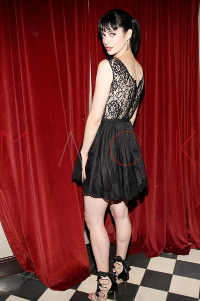 """NEW YORK, NY - AUGUST 15:  Krysten Ritter attends the special screening of """"Life Happens"""" after party at the Gramercy Terrace at The Gramercy Park Hotel on August 15, 2011 in New York City.  (Photo by Steve Mack/S.D. Mack Pictures) *** Local Caption *** Krysten Ritter"""