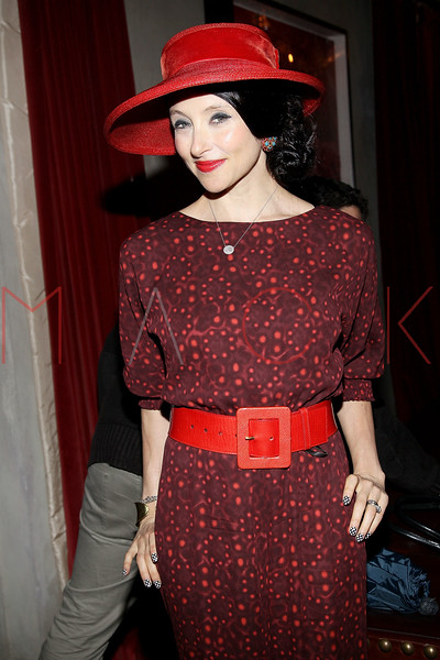 "NEW YORK, NY - AUGUST 15:  Designer Stacey Bendet attends the special screening of ""Life Happens"" after party at the Gramercy Terrace at The Gramercy Park Hotel on August 15, 2011 in New York City.  (Photo by Steve Mack/S.D. Mack Pictures) *** Local Caption *** Stacey Bendet"