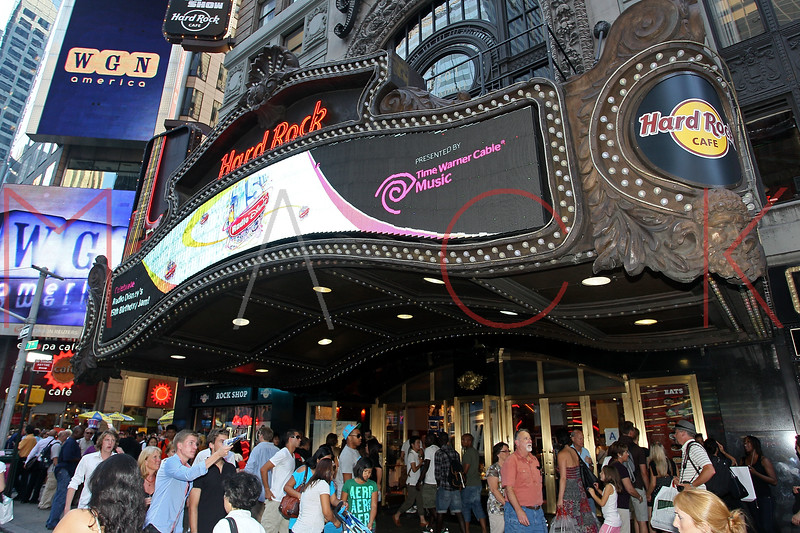 NEW YORK, NY - AUGUST 05:  Atmosphere at Radio Disney's Birthday Jam at the Hard Rock Cafe - Times Square on August 5, 2011 in New York City.  (Photo by Steve Mack/S.D. Mack Pictures)