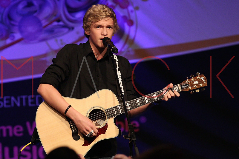 NEW YORK, NY - AUGUST 05:  Cody Simpson performs on stage at Radio Disney's Birthday Jam at the Hard Rock Cafe - Times Square on August 5, 2011 in New York City.  (Photo by Steve Mack/S.D. Mack Pictures) *** Local Caption *** Cody Simpson