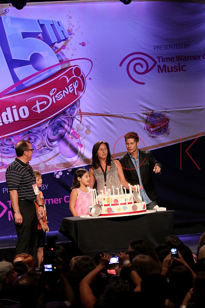 NEW YORK, NY - AUGUST 05:  Atmosphers at Radio Disney's Birthday Jam at the Hard Rock Cafe - Times Square on August 5, 2011 in New York City.  (Photo by Steve Mack/S.D. Mack Pictures)
