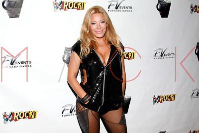 New York, NY - August 27:  Taylor Dayne visits Rockit, New York, USA
