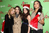 NEW YORK, NY - DECEMBER 04:  Ashley Benson, Troian Bellisario, Lucy Hale and Shay Mitchell attend the 2011 ABC Family 25 Days of Christmas Winter Wonderland event at Rockefeller Center on December 4, 2011 in New York City.  (Photo by Steve Mack/S.D. Mack Pictures)