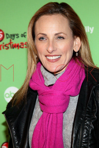 NEW YORK, NY - DECEMBER 04:  Marlee Matlin attends the 2011 ABC Family 25 Days of Christmas Winter Wonderland event at Rockefeller Center on December 4, 2011 in New York City.  (Photo by Steve Mack/S.D. Mack Pictures)
