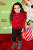 Leila Colletti attends the 2011 ABC Family 25 Days of Christmas Winter Wonderland event at Rockefeller Center on December 4, 2011 in New York City.