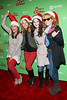 NEW YORK, NY - DECEMBER 04:  Constance Marie, Katie Leclerc, Vanessa Marano and Lea Thompson attend the 2011 ABC Family 25 Days of Christmas Winter Wonderland event at Rockefeller Center on December 4, 2011 in New York City.  (Photo by Steve Mack/S.D. Mack Pictures)