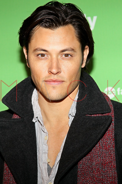 NEW YORK, NY - DECEMBER 04:  Blair Redford attends the 2011 ABC Family 25 Days of Christmas Winter Wonderland event at Rockefeller Center on December 4, 2011 in New York City.  (Photo by Steve Mack/S.D. Mack Pictures)