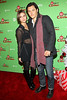 NEW YORK, NY - DECEMBER 04:  Alexandra Chando and Blair Redford attend the 2011 ABC Family 25 Days of Christmas Winter Wonderland event at Rockefeller Center on December 4, 2011 in New York City.  (Photo by Steve Mack/S.D. Mack Pictures)