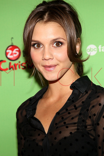 NEW YORK, NY - DECEMBER 04:  Alexandra Chando attends the 2011 ABC Family 25 Days of Christmas Winter Wonderland event at Rockefeller Center on December 4, 2011 in New York City.  (Photo by Steve Mack/S.D. Mack Pictures)