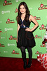 NEW YORK, NY - DECEMBER 04:  Lucy Hale attends the 2011 ABC Family 25 Days of Christmas Winter Wonderland event at Rockefeller Center on December 4, 2011 in New York City.  (Photo by Steve Mack/S.D. Mack Pictures)