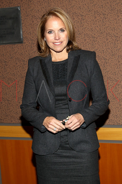 NEW YORK, NY - DECEMBER 01:  Journalist, Talk Show Host Katie Couric attends the 2011 Fourth Annual OnScreen Media summit at Sentry East Side Conference Facility on December 1, 2011 in New York City.  (Photo by Steve Mack/S.D. Mack Pictures)
