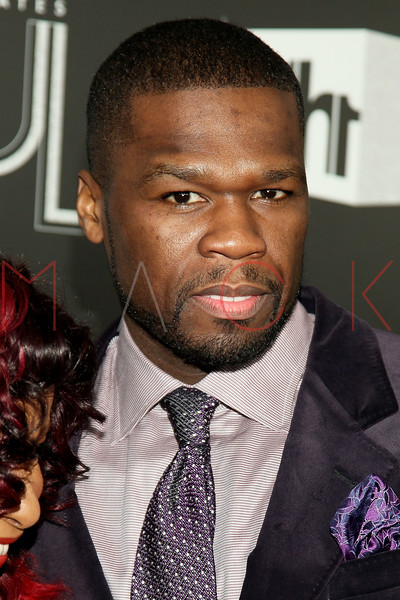 NEW YORK, NY - DECEMBER 18:  50 Cent attends 2011 VH1 Divas Celebrates Soul at the Hammerstein Ballroom on December 18, 2011 in New York City.  (Photo by Steve Mack/S.D. Mack Pictures)
