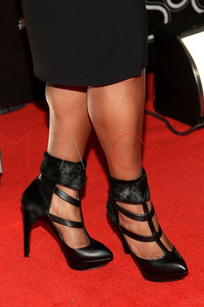 NEW YORK, NY - DECEMBER 18:  Sherri Shepherd (footwear detail) attends 2011 VH1 Divas Celebrates Soul at the Hammerstein Ballroom on December 18, 2011 in New York City.  (Photo by Steve Mack/S.D. Mack Pictures)