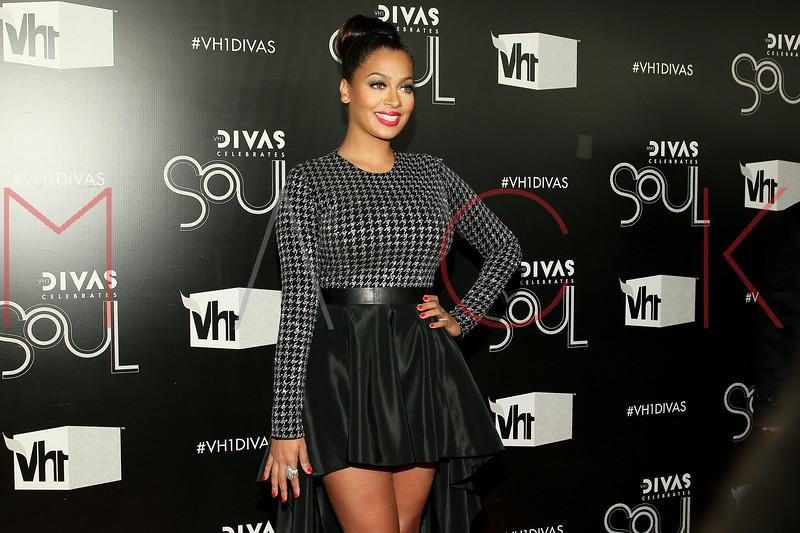 NEW YORK, NY - DECEMBER 18:  La La Anthony attends 2011 VH1 Divas Celebrates Soul at the Hammerstein Ballroom on December 18, 2011 in New York City.  (Photo by Steve Mack/S.D. Mack Pictures)