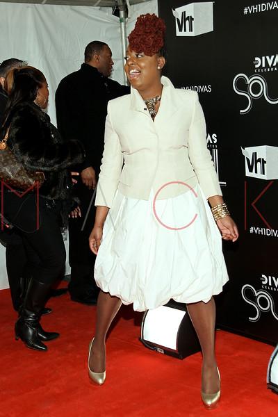 NEW YORK, NY - DECEMBER 18:  Ledisi attends 2011 VH1 Divas Celebrates Soul at the Hammerstein Ballroom on December 18, 2011 in New York City.  (Photo by Steve Mack/S.D. Mack Pictures)
