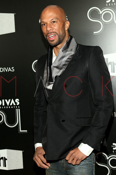 NEW YORK, NY - DECEMBER 18:  Common attends 2011 VH1 Divas Celebrates Soul at the Hammerstein Ballroom on December 18, 2011 in New York City.  (Photo by Steve Mack/S.D. Mack Pictures)