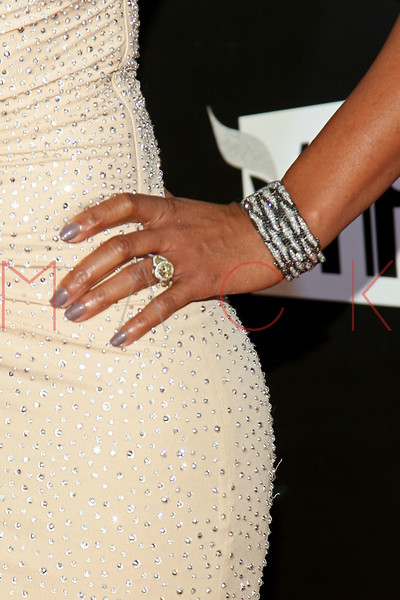 NEW YORK, NY - DECEMBER 18:  Mary J. Blige (jewelry detail) attends 2011 VH1 Divas Celebrates Soul at the Hammerstein Ballroom on December 18, 2011 in New York City.  (Photo by Steve Mack/S.D. Mack Pictures)