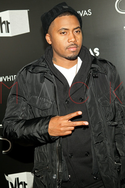 NEW YORK, NY - DECEMBER 18:  Nas attends 2011 VH1 Divas Celebrates Soul at the Hammerstein Ballroom on December 18, 2011 in New York City.  (Photo by Steve Mack/S.D. Mack Pictures)