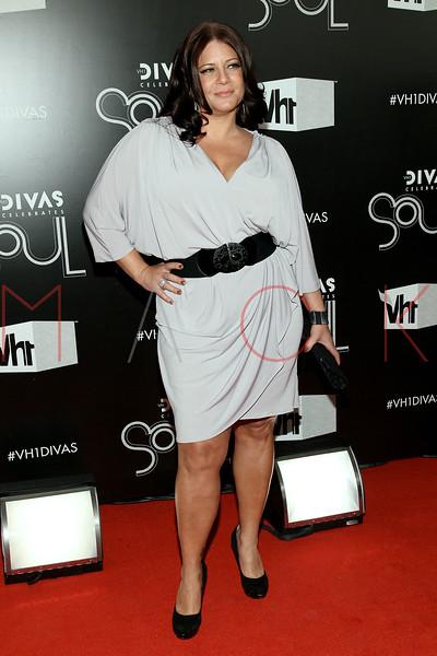 NEW YORK, NY - DECEMBER 18:  Karen Gravano attends 2011 VH1 Divas Celebrates Soul at the Hammerstein Ballroom on December 18, 2011 in New York City.  (Photo by Steve Mack/S.D. Mack Pictures)