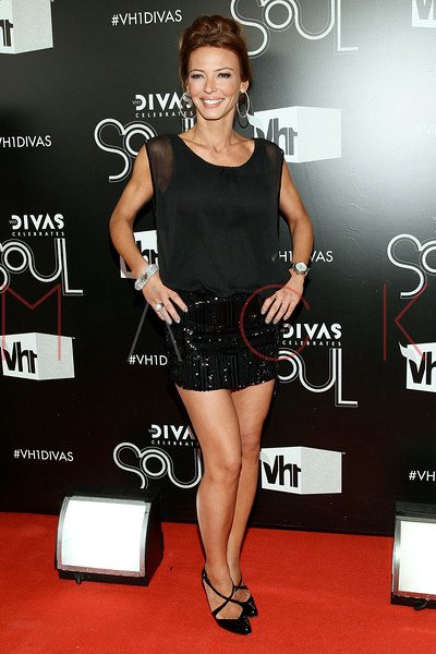 NEW YORK, NY - DECEMBER 18:  Drita D'avanzo attends 2011 VH1 Divas Celebrates Soul at the Hammerstein Ballroom on December 18, 2011 in New York City.  (Photo by Steve Mack/S.D. Mack Pictures)